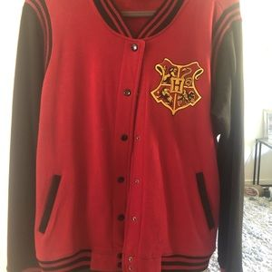 Harry Potter XL varsity Jacket